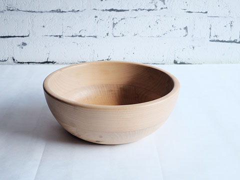 fancy wood bowls plus